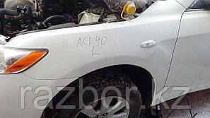 Крыло левое переднее Toyota Camry (40)