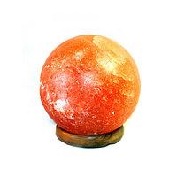 Солевая лампа Wonder life Фэн-шуй в виде шара.
