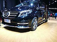 Обвес AMG style для Mercedes-Benz Viano W447