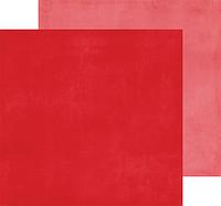 Аква бумага, двухсторонняя, красная