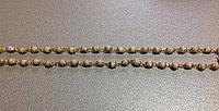 Кантхималы из Туласи в металле, светлые, 60 см