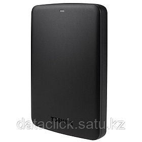 "Внешний Жесткий диск Toshiba 1Tb, 8Mb, 2.5"" Canvio Basics HDTB310EK3AA USB 3.0 черный"