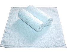 Махровые полотенца 30*30 плотность 400 гр.