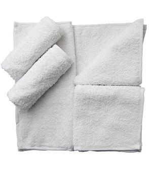 Махровые полотенца 30*30 плотность 400 гр., фото 2