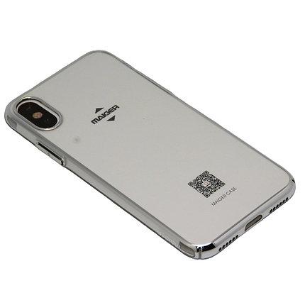 Чехол Maiger Прозрачный Apple iPhone X, 10, фото 2