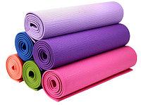 Коврик для йоги, танцев и гимнастики Indigo 6 мм