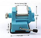 Миниатюрные тиски Pro'sKit PD-372, фото 3
