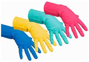 Перчатки для влажной уборки