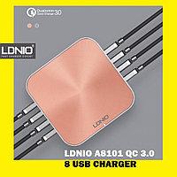 Зарядное устройство Ldnio 8 USB 10А (A8101)