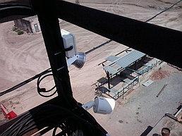 Система  IP-видеонаблюдения на карьере Итауыз (заказчик - Корпорация Казахмыс) 2