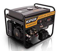 Генератор бензиновый KGE 6500X3