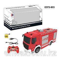 Пожарная машина с водяным насосом 1:26