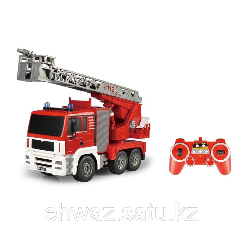 Пожарная машина на пульте управления  1:20