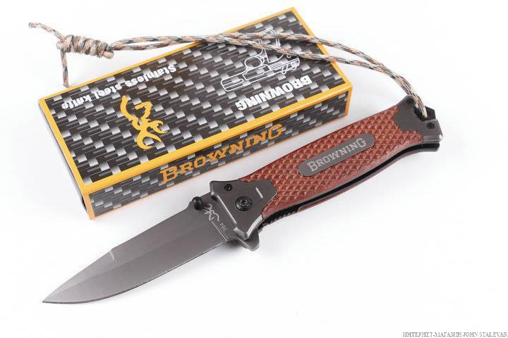 Нож туристический складной Browning 364