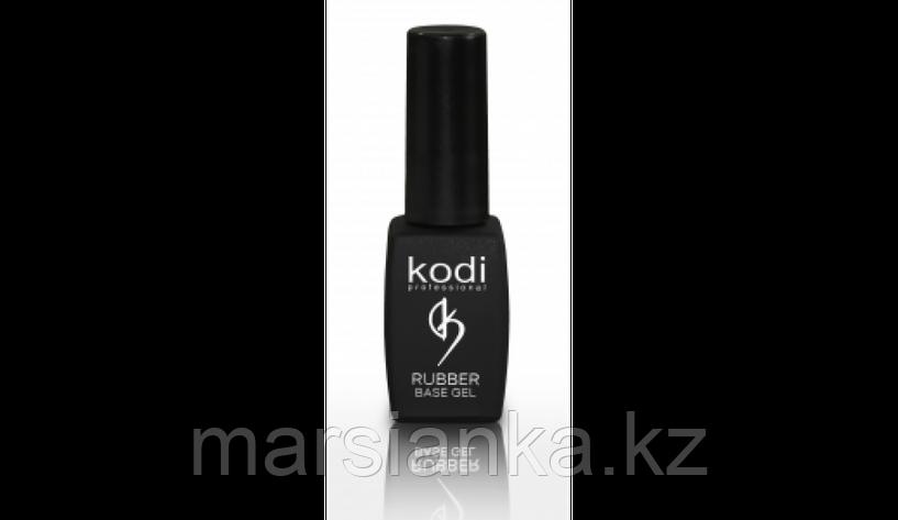 Rubber Base - Каучуковая основа (база) для гель лака Kodi Professional, 8мл, фото 2