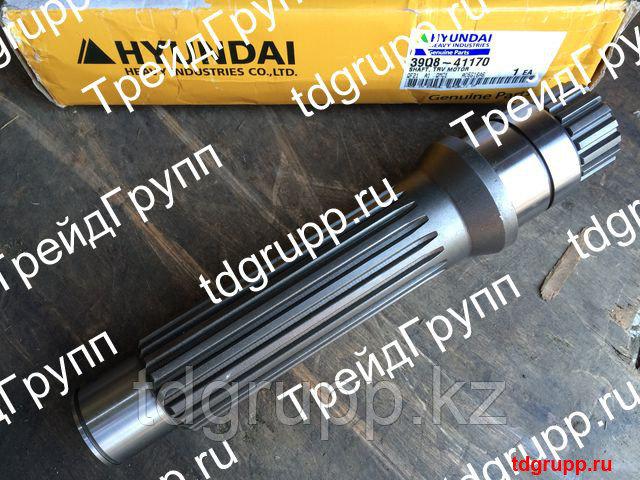 39Q8-41170 Вал гидромотора Hyundai R300LC-9