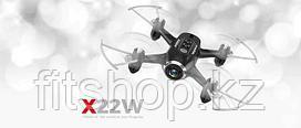 Квадрокоптер Syma X22 W 4-канальный c видеокамерой