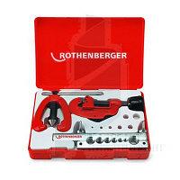 Развальцовщик  Rothenberger EБ-СET 45о 4-4.75-6-8-10-12-14 мм, комплект