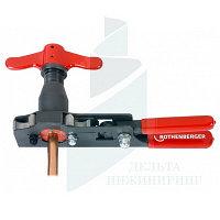 Метрический набор с труборезом Rothenberger Rotrac 28 PLUS CHROME Ltd