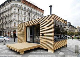 Модульные столовые, кафе и рестораны