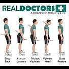 Корректор осанки Real Doctors Posture Support Brace, фото 5