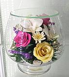 Вечные живые цветы LMM-05, фото 3
