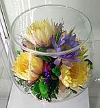 Вечные живые цветы LML, фото 3