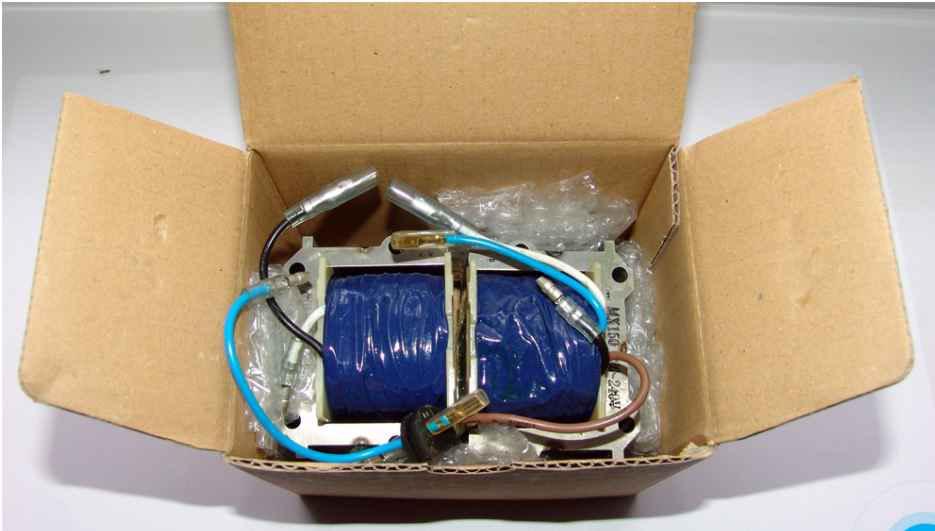 Катушки DBE60 для компрессоров AirMac DB-60
