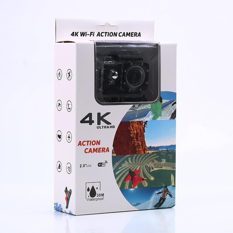 Дешевая 4K экшн-камера
