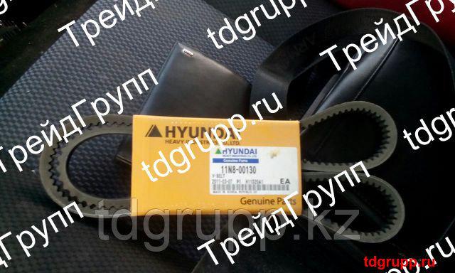 11N8-00130 Ремень кондиционера Hyundai R320LC-7
