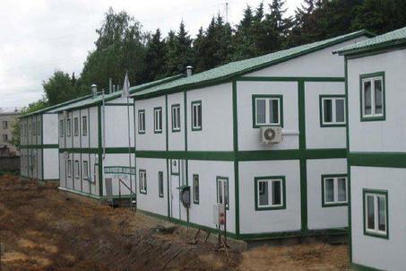 Быстровозводимые модульные здания, мобильные здания!