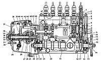 К-т подсоединит. арматуры с секцией ЭО-4225
