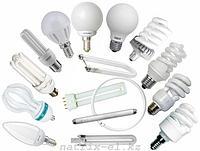 Лампы в ассортименте