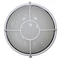 Светильник НПП 1304 белый/круг солнце 60Вт IP54 ИЭК