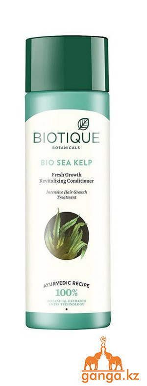 Кондиционер для роста волос с Морскими водорослями (Bio Sea Kelp Conditioner BIOTIQUE), 120 мл