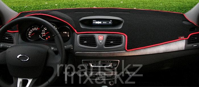 Ковер на панель Kia Sportage / Киа Спортейдж