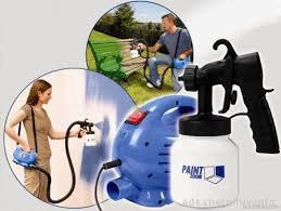 Краскораспылитель Paint Zoom (Пейнт Зум) – идеальное окрашивание, фото 2