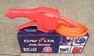 Ручной насос для перекачки жидкости Davolta Fuel Siphon, фото 2