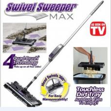 Электровеник Swivel Sweeper MAX G9 (Свивел Свипер Макс), фото 2