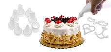 Набор для украшения тортов из 100 предметов (DECORATING KIT), фото 3