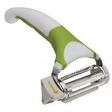 Набор кухонных ножей Triple Slicer (Трипл Слайсер) 3 шт., фото 2