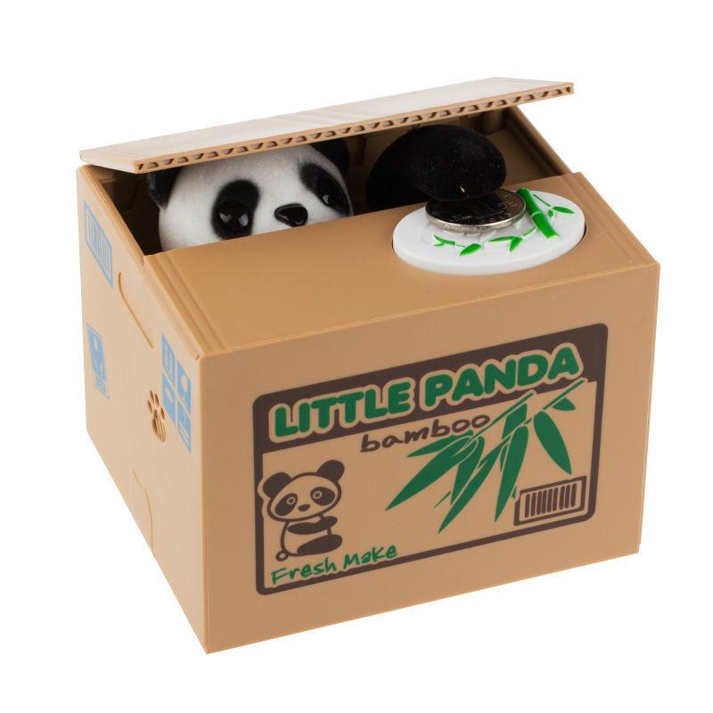 Копилка Панда-воришка