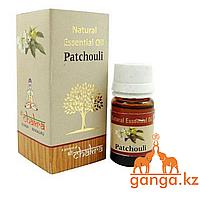 Натуральное эфирное масло Пачули (Patchouli CHAKRA), 10 мл