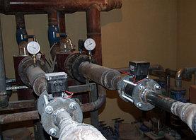 Установка и монтаж приборов учета тепла тепловых пунктов в Алматы