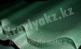 Металлочерепица СуперМонтеррей 6005 - зеленый, фото 2
