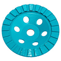 Makita A-07369, сегментный тарельчатый шлифовальный диск