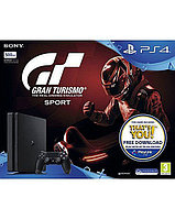 PlayStation 4 SLIM! 500GB PS4 Gran Turismo рус.
