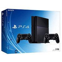 PlayStation 4 1tb 1000gb + 2 Джойстика, фото 1