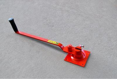 Ручной станок для гибки арматуры 10 мм(Турция)
