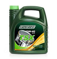 Моторное масло FANFARO TSX 10W40 SL/CF 4л